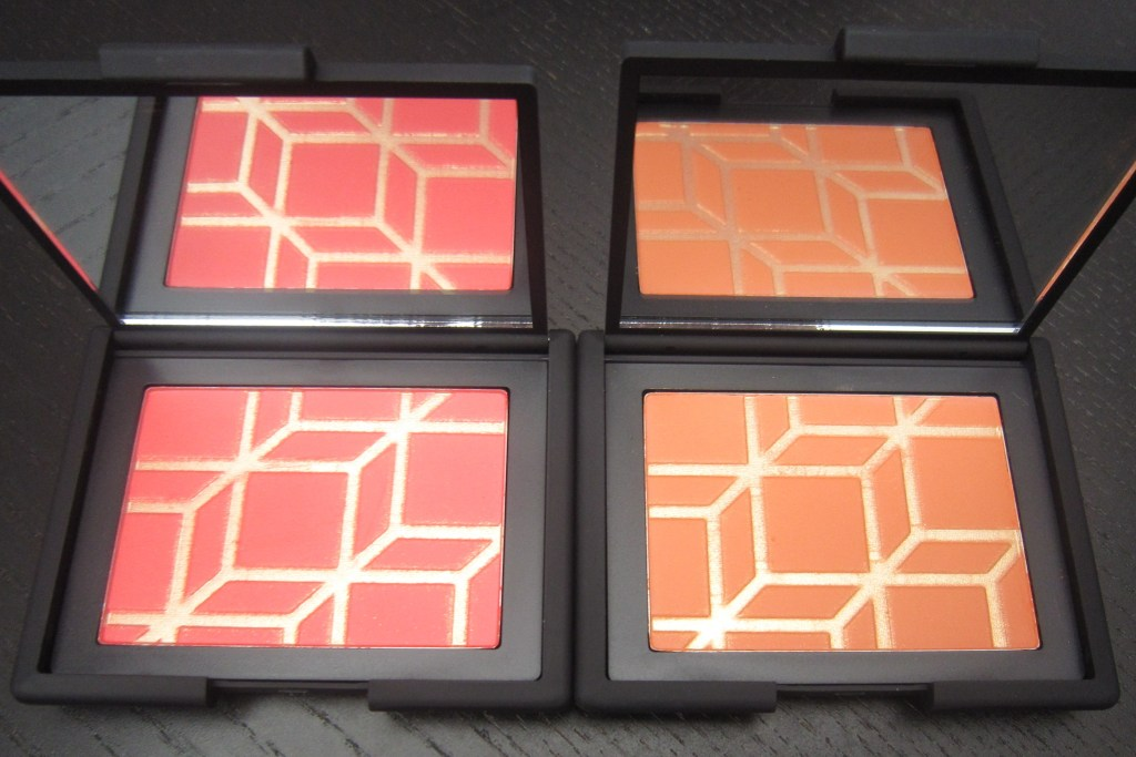 L-R: NARS x Pierre Hardy Boys Don't Cry and Rotonde