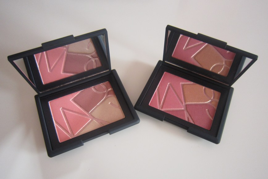 NARS Realm of the Senses & Soulshine blush palette