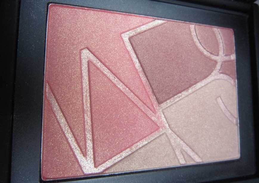 NARS Realm of the Senses blush palette
